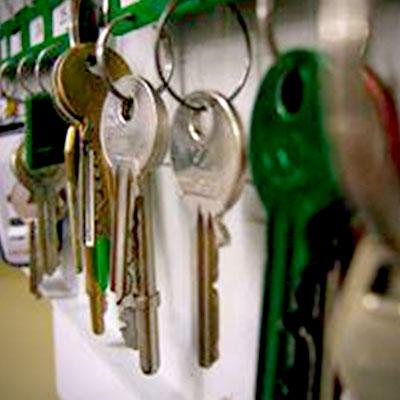 key-holding