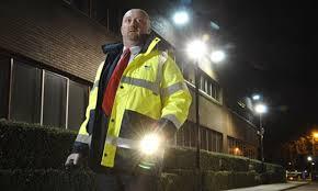 Mobile Security Patrols Deterring Crime