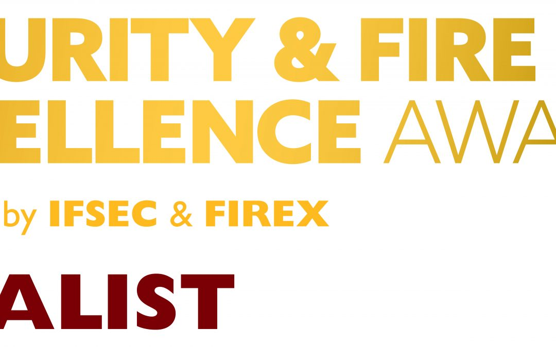 Kennedy finalists in Security and Fire Awards in London